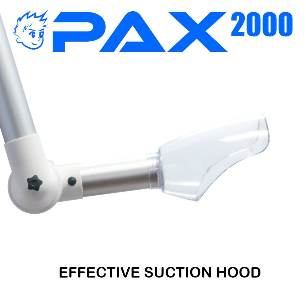 picture of the pax2000 suction hood
